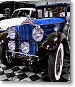 1930 Packard Limousine Metal Print