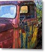 1930s Pickup Truck Metal Print