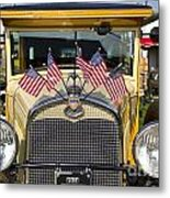 1931 Ford Model-a Car Metal Print