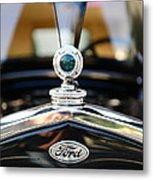 1931 Ford Model A Metal Print