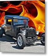 1930 Hudson Coupe I Metal Print