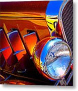 1932 Chevy Coupe Metal Print
