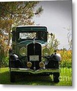 1932 Frontenac 6-70 Sedan  Metal Print