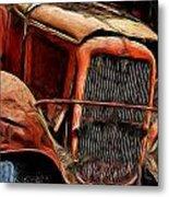 1932 Memories Metal Print by Cary Shapiro