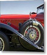 1932 Stutz Bearcat Dv32 Metal Print