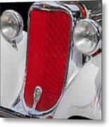 1933 Dodge Sedan Metal Print