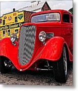 1933 Ford Coupe Metal Print