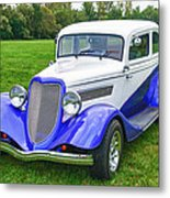 1933 Ford Vicky Metal Print