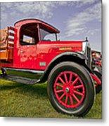 1933 International Truck Metal Print