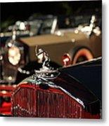 1933 Pierce Arrow 12 Convertible Sedan By Lebaron 5d26739 Metal Print
