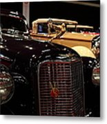 1934 Cadillac V16 Aero Coupe - 5d19877 Metal Print by Wingsdomain Art and Photography