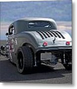 1934 Ford 'autocross' Coupe 1 Metal Print