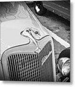 1934 Ford Hot Rod Metal Print