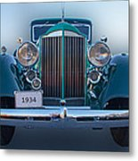 1934 Packard Super 8 Metal Print