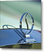 1934 Studebaker Hood Ornament Metal Print