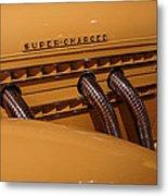 1935 Auburn Supercharged  Metal Print