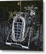1935 Bentley Jackson Special 2 Metal Print