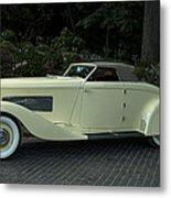1935 Duesenberg J Roadster  Metal Print
