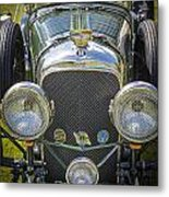 1936 Bentley 4.5 Litre Lemans Rc Series Metal Print