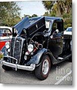 1937 Ford Pick Up Metal Print