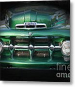1937 Ford Pick Up Truck Front End Metal Print