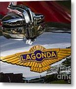 1937 Lagonda Metal Print