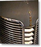 1938 Desoto 4 Door Sedan Metal Print