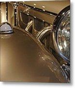 1938 Mercedes 540k Sport Tourer Metal Print