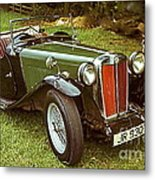 1938 Mg Ta Priced At Only 1550. In 1970.  Metal Print