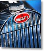 1939 Bugatti Type 57c Metal Print