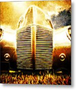1939 Ford Roadster Metal Print by Phil 'motography' Clark