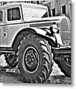1939 Monster Truck Metal Print