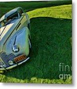1940 Buick Metal Print