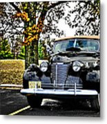 1940 Cadillac Coupe Metal Print