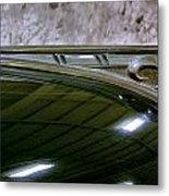 1940 Dodge Pickup Hood Ornament Metal Print