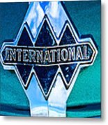 1940 International Emblem Metal Print