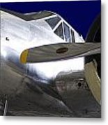 1943 Beechcraft C-45 Expediter Metal Print
