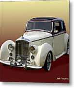 1947 Bentley M K  5   G T X  Metal Print