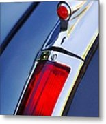 1947 Cadillac Model 62 Coupe Taillight  Metal Print