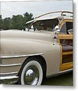 1947 Chrysler Metal Print
