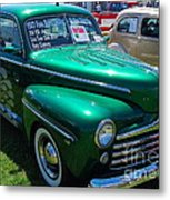 1947 Ford Super Deluxe Metal Print