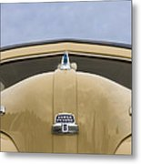 1947 Ford Super Deluxe Wagon Metal Print