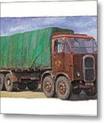 1947 Scammell R8 Metal Print