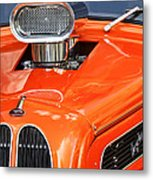 1948 Anglia Engine -522c Metal Print