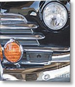 1948 Chevrolet Grille Fleetmaster Metal Print