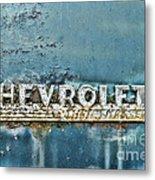 1948 Chevrolet Thrift Master Metal Print