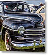 1948 Plymouth Special Deluxe Coupe  Metal Print