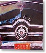 1949 Ford Metal Print