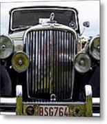 1949 Jaguar  Metal Print