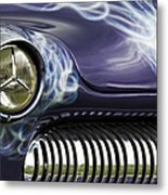 1949 Mercury Eight Hot Rod Metal Print
